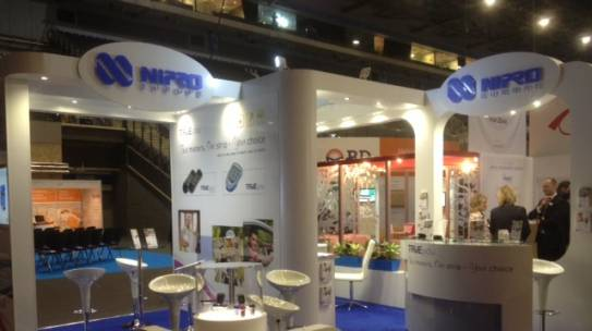 Nipro Diagnostics at Diabetes UK, Liverpool